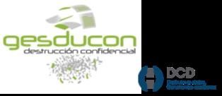 Gesducon – Destrucción Confidencial de Documentación